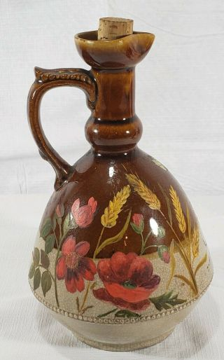 Hand Painted French Depose Antique 1900