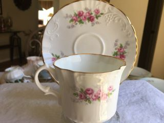 Vintage Tea Cup And Saucer Oakley China (rare) 1970s