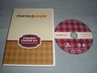 Marriedpeople Married People Strategy Starter Kit: Have Serious Fun Pc Cd Rare
