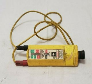 Ideal Vol - Con Electrical 61 - 076 Voltage,  Continuity Tester,  600vac,  600vdc