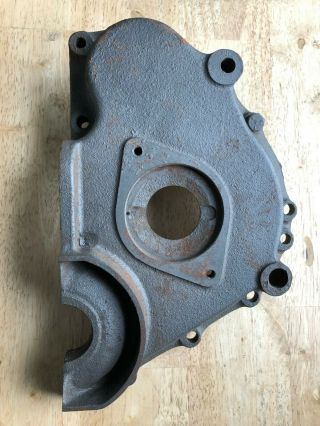 Vintage 8n 9n Ford Farm Tractor Timing Cover