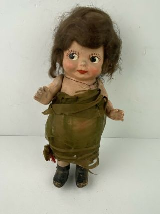 Rare Vintage Betty Lee Composition Buddy Lee Doll