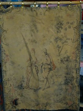 Antique Tapestry (actual Age Unknown)