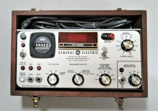General Electric Rare Vintage Tak - Ts2 Sst / Ecs & Versatrip Mod 2 - Test Set