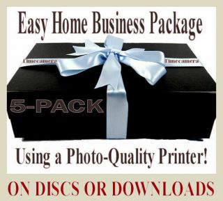 Work From Home Business - Print Rare Pictures For Cash - Discs Or Download