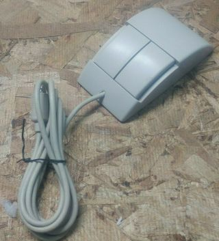 Rare Vintage Tandy Ps2 Computer Mouse Ps/2 Model: 25 - 1042