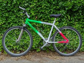 Classic 1991 Klein Attitude Dolomite Mountain Bike All Xt Very Rare