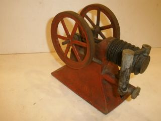 Rare 1900 Paradox Gas Engine Toy,  Not Steam Or Hit/miss