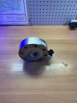 Rare Omega Omegadyne Pancake Style Load Cell Lchd—20k