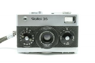 Rollei 35 - Made In Germany - Very Rare Early Model - -
