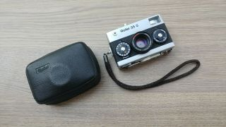 Vintage Rare Rollei 35 S Film Camera Sonnar 2,  8/40 With Case