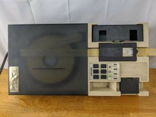 Rare Vintage Computer Gnt 4601 Paper Tape Puncher Gnt4601 - Powers On