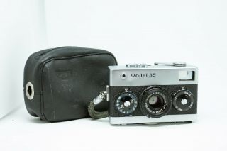 Rollei 35 Germany - Rare Early Version - -