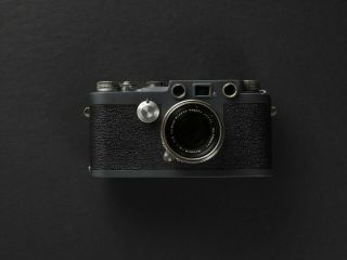 Sears Tower 35 Mm Camera Model 5 – L Rangefinder Rare Custom With 50mm F.  2 Lens
