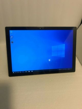 Microsoft Surface Pro 4 1724 I5 256 Gb 8gb Sliver 100 Rarely