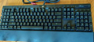 Corsair K95 Rgb Rare Cherry Mx Blue Ch - 9000534 - Na/rf Keyboard Switches 18 Macro