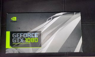 Nvidia Gtx 1080 Founders Edition 8gb Gddr5x Video Card Rarely Complete