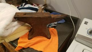 Vintage Rare Size Small Peter Wright Anvil 0 - 1 - 47