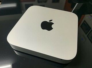 Apple Mac Mini I5 2.  5ghz 8gb Ram 500gb Hdd A1347 Rarely