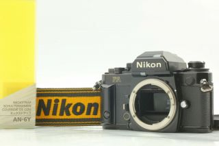 Rare D S/n 【near,  】 Nikon Fa 35mm Slr Film Camera Black Body From Japan