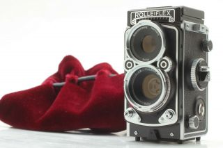 Rare [top Mint] Rolleiflex 2.  8f Mini Digi Af5.  0 Digital Camera Black,  256mb Jp