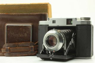 【rare Near In Box】mamiya 6 Six Type K2 6x6 6x4.  5 Rangefinder Film Camera
