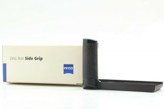Very Rare 【near Mint】 Zeiss Ikon Side Grip For Zeiss Ikon Zm Sw From Japan 0130