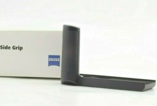 Rare 【boxed N,  】carl Zeiss Side Grip For Zeiss Ikon Zm Sw From Japan