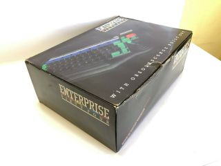 Enterprise 64 Home Computer System - Rare Pal Vintage  Boxed - 28
