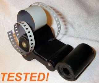 Film Cutter 35mm To 21mm Converter For Ajaks F - 21 Kgb Mini Camera Very Rare