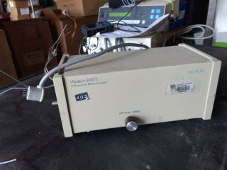 Millipore Waters R - 401 Differential Refractometer R401 Rare $249
