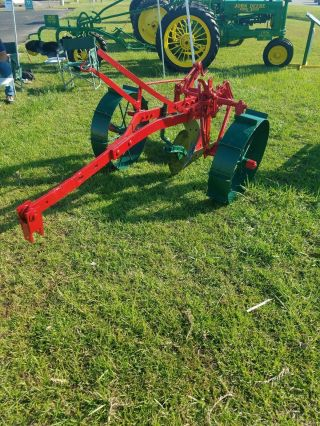 Rare Oliver Rope Trip One Bottom Plow
