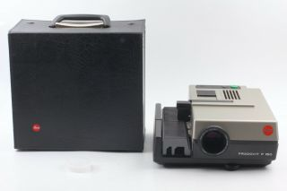 [rare Mint] Leica Pradovit Slide Projector P150 Hector P2 85mm F2.  8 From Japan
