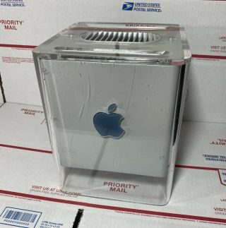 Rare Apple Power Mac G4 M7886 Cube - / - Please Read Fully