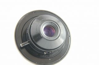 Rare,  Canon Macro Photo Lens 35mm F/2.  8 Fd Mount From Japan 1310