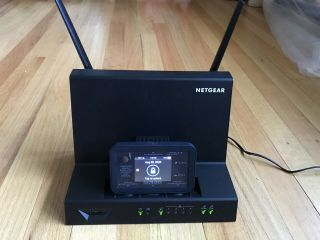 Rare Netgear Aircard Smart Cradle - - Use W/netgear Aircards