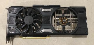 Rare Evga P104 - 100 Mining Edition,  04g - P4 - 5183 - Rb Flashed To 8gb