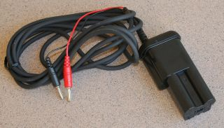 Nikon Mc - 32 Connecting Cable Power Cord For F5 To 12v Or 14v Source Mc32 Rare