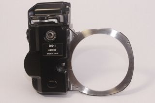 [near Very Rare ] Nikon Ds - 1 Aperture Control Attachment From Japan 922