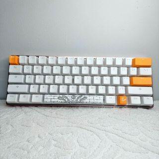 Ducky One 2 Mini Year Of The Rat Edition White Look Rare
