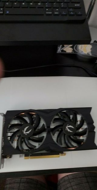 Zotac Gaming Geforce Gtx 1660 6gb Pre - Owned Rarely