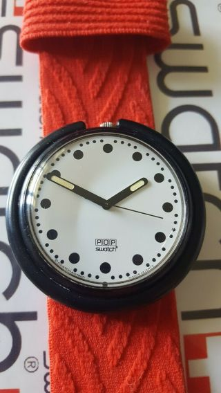 Swatch Desert Pwb145 1990 Pop 39mm Textile Band