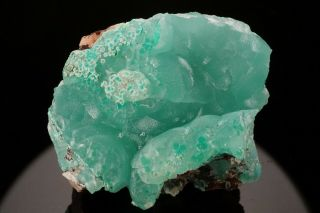 Classic Blue Green Smithsonite Crystal Kelly Mine,  Mexico