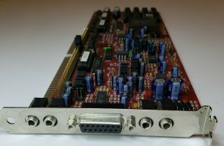 Gravis Ultrasound Gus Rev 2.  2 Isa Soundcard With 1mb Memory Rare