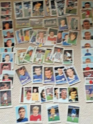 Joblot Old / Rare Football Cards & Stickers 60