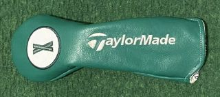 Rare 2019 Taylormade Limited Edition Masters Hybrid/rescue Headcover Tiger Woods