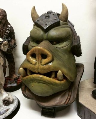 Sideshow Collectibles Gamorrean Guard Life Size Bust Star Wars
